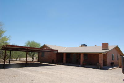 Tucson Single Family Home For Sale: 4270 S Desert Spur Lane