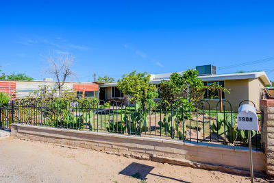 Tucson Single Family Home For Sale: 1908 W Root Lane