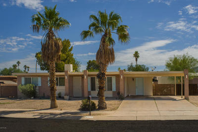 Tucson Single Family Home For Sale: 3520 W Northstar Drive