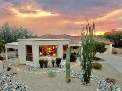 Oro Valley Single Family Home For Sale: 19 E Sunridge Place