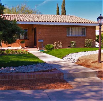 Tucson Single Family Home For Sale: 321 N Treat Avenue