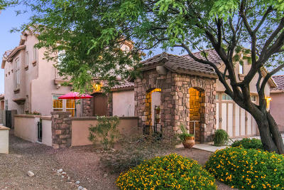 Oro Valley Single Family Home Active Contingent: 1283 W Varese Way