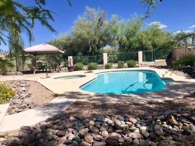 Oro Valley Single Family Home For Sale: 1985 W Desert Highlands Drive