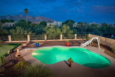 Oro Valley Single Family Home Active Contingent: 1915 W Muirhead Loop