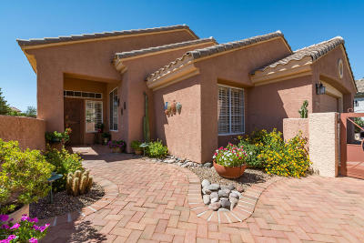 Marana Single Family Home Active Contingent: 13565 N Nightstar Court