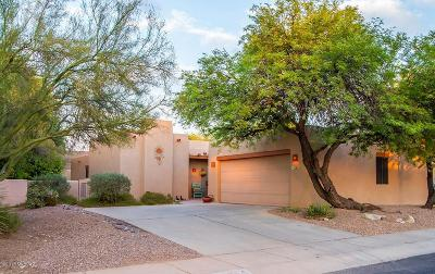 Tucson Single Family Home For Sale: 8030 N Totavi Trail