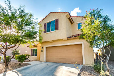 Single Family Home Active Contingent: 10991 E White Sage Drive