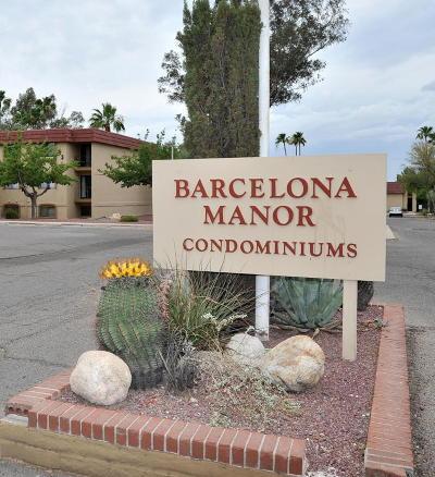 Tucson Condo Active Contingent: 471 W Yucca Court #320