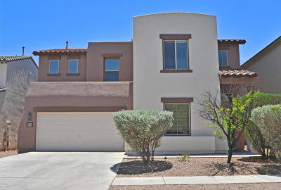Sahuarita Single Family Home Active Contingent: 92 E Camino Limon Verde