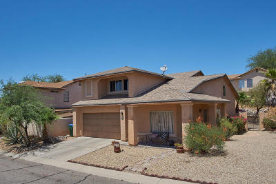 Tucson Single Family Home For Sale: 4732 W Sleepydale Court