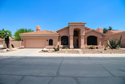 Single Family Home For Sale: 7291 E Springcrest Drive