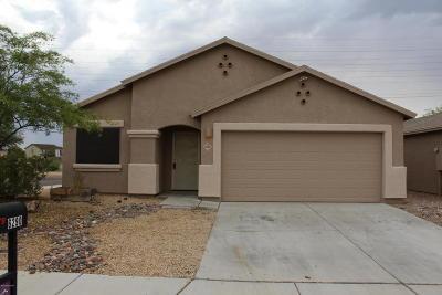Single Family Home For Sale: 6290 S High Hope Lane