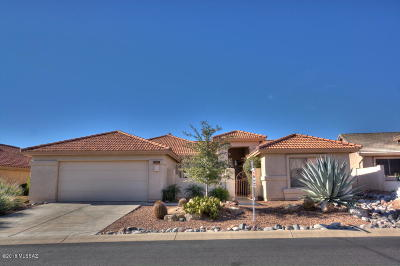 Tucson Single Family Home For Sale: 36716 S Stoney Flower Drive