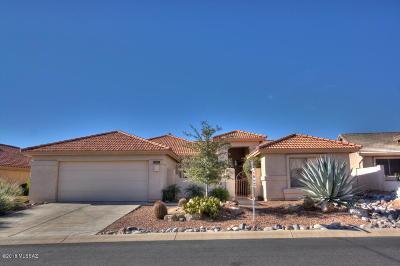 Saddlebrooke, Saddlebrooke Ranch Single Family Home For Sale: 36716 S Stoney Flower Drive