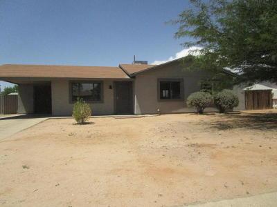 Single Family Home For Sale: 7436 W Calle Lerdo