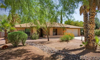 Single Family Home Active Contingent: 2938 N Rio Verde Drive