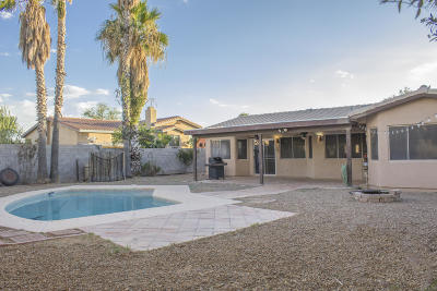 Pima County Single Family Home For Sale: 9260 N Broken Lance Drive