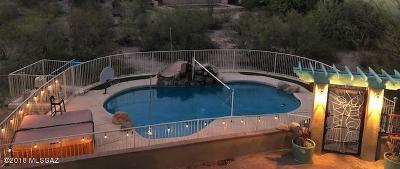 Tucson Single Family Home For Sale: 5020 N Hillcrest Drive