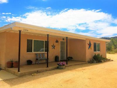 Oracle Single Family Home For Sale: 395 N Robles Road