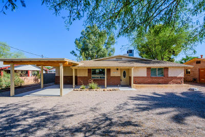 Single Family Home For Sale: 3417 E Pima Street