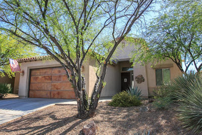 Marana Single Family Home For Sale: 4390 W Cloud Ranch Place