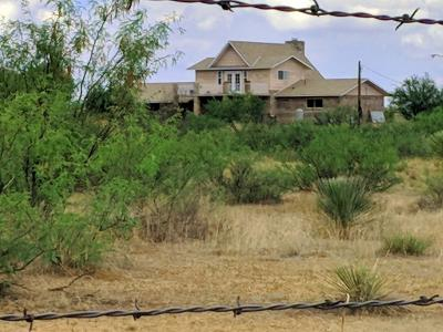 Cochise Single Family Home For Sale: 4037 N Mesquite Road