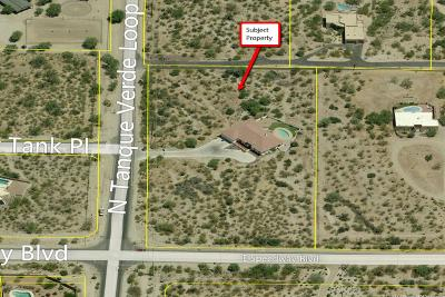 Single Family Home For Sale: 1190 N Tanque Verde Loop Road