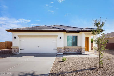 Marana Single Family Home For Sale: 11707 W Vanderbilt Farms Way