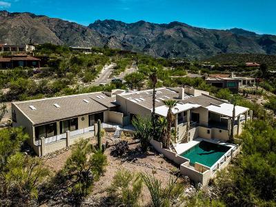 Tucson Single Family Home For Sale: 5900 N Via Serena