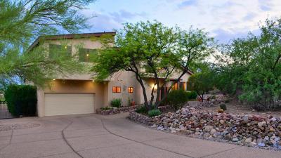 Tucson Single Family Home For Sale: 6096 E Paseo Ventoso