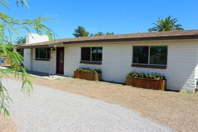 Single Family Home For Sale: 4141 E Camino De Palmas