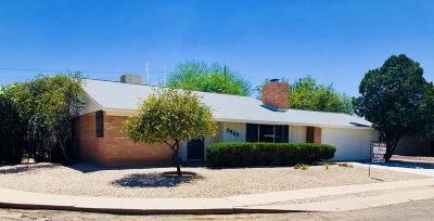 Single Family Home For Sale: 7942 E Rosewood Street