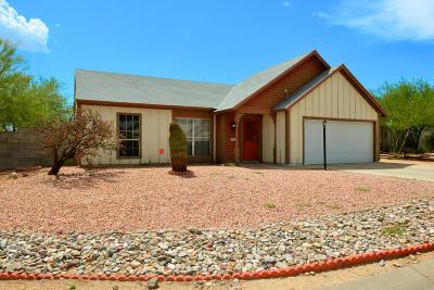 Cortaro Crossing Blks I-Ii (1-119), Cortaro Ranch (1-297), Cortaro Ridge (1-124) Single Family Home For Sale: 8561 N Delta Way