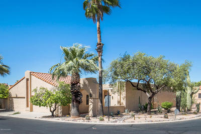 Tucson Townhouse For Sale: 6239 N Windemere Street