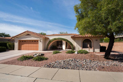 Oro Valley Single Family Home For Sale: 14405 N Chalk Creek Drive