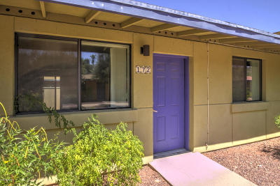 Tucson Condo Active Contingent: 350 N Silverbell Road #172