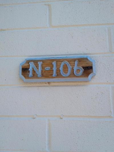 Condo For Sale: 1776 S Palo Verde #N106