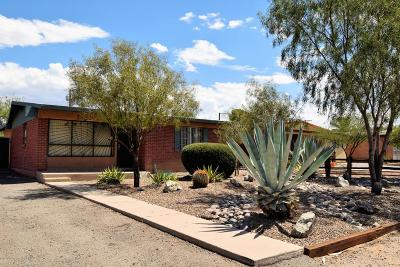 Tucson Single Family Home Active Contingent: 821 E Linden Street