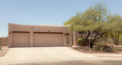 Oro Valley Single Family Home For Sale: 191 Saddletree Place