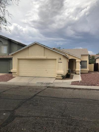 Tucson Single Family Home Active Contingent: 4324 W Bunk House Road
