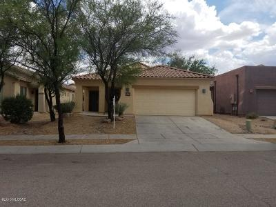 Tucson Single Family Home Active Contingent: 10358 E Capercaillie Street