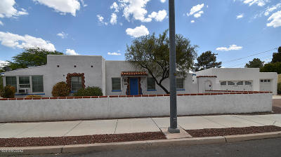 Single Family Home For Sale: 4144 E Broadway Boulevard