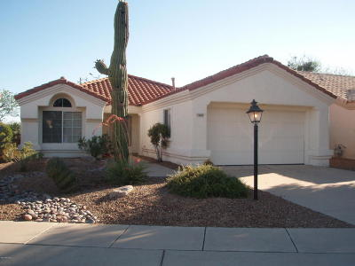 Oro Valley Single Family Home For Sale: 13483 N Tom Ryans Way