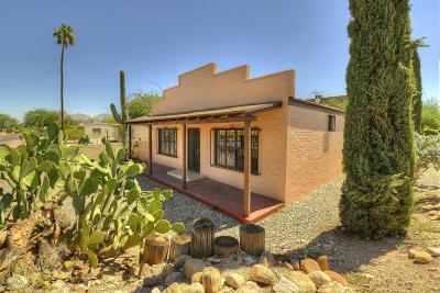 Tucson Single Family Home For Sale: 2800 N Park Avenue