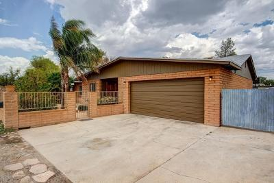 Tucson Single Family Home Active Contingent: 4942 N Maryvale Avenue
