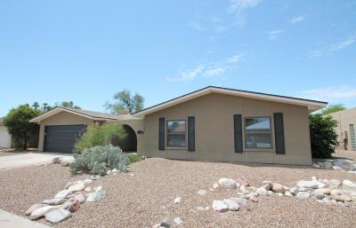 Single Family Home For Sale: 7400 E Rio Verde Drive