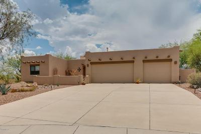 Tucson Single Family Home Active Contingent: 4365 W Olivette Mine Place