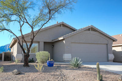 Oro Valley Single Family Home For Sale: 2568 E Chisel Court