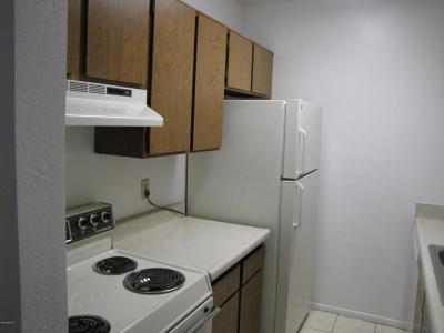 Pima County, Pinal County Condo Active Contingent: 8080 E Speedway #416