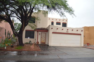 Oro Valley Single Family Home For Sale: 11843 N Copper Butte Drive